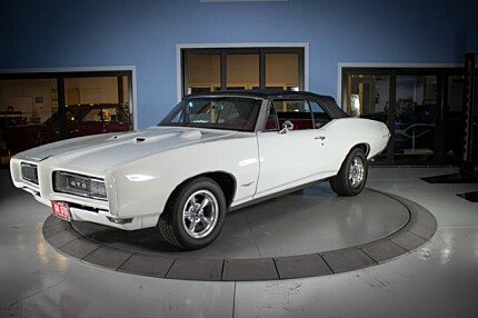 1968 Pontiac GTO for sale 100983781