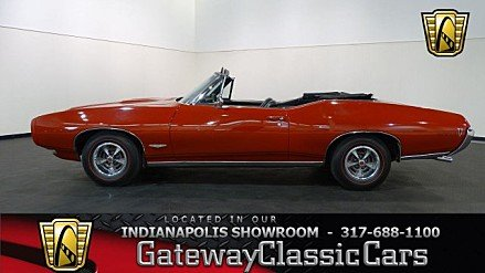 1968 Pontiac GTO for sale 100984597