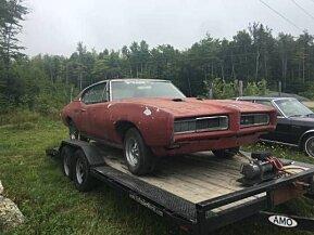 1968 Pontiac GTO for sale 100986889