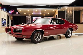 1968 Pontiac GTO for sale 100987373