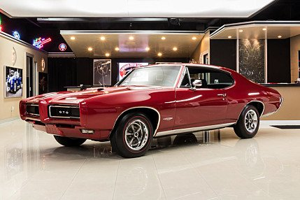 1968 Pontiac GTO for sale 100987373