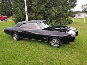 1968 Pontiac GTO for sale 101005809