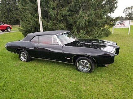 1968 Pontiac GTO for sale 101005809