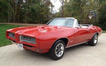 1968 Pontiac GTO for sale 101006878