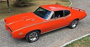 1968 Pontiac GTO for sale 101009703