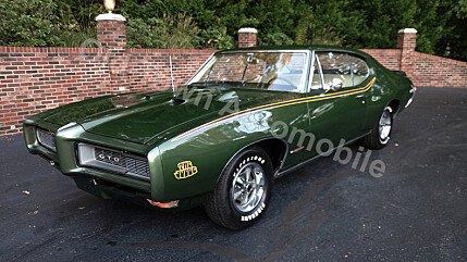 1968 Pontiac GTO for sale 101050388