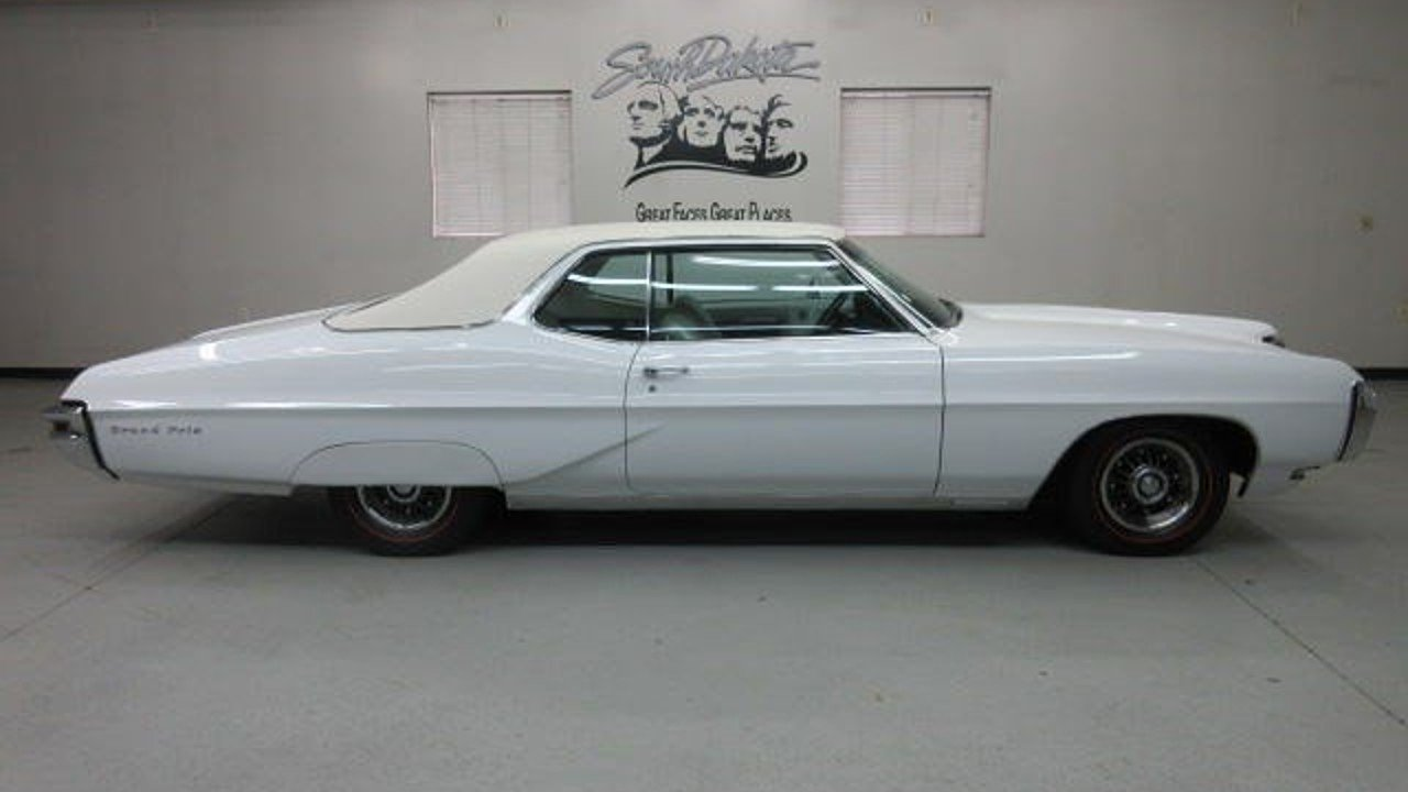 1968 Pontiac Grand Prix for sale 100819423