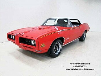 1968 Pontiac Le Mans for sale 100723810