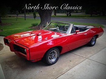 1968 Pontiac Le Mans for sale 100973412