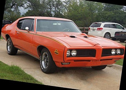 1968 Pontiac Le Mans for sale 101039812