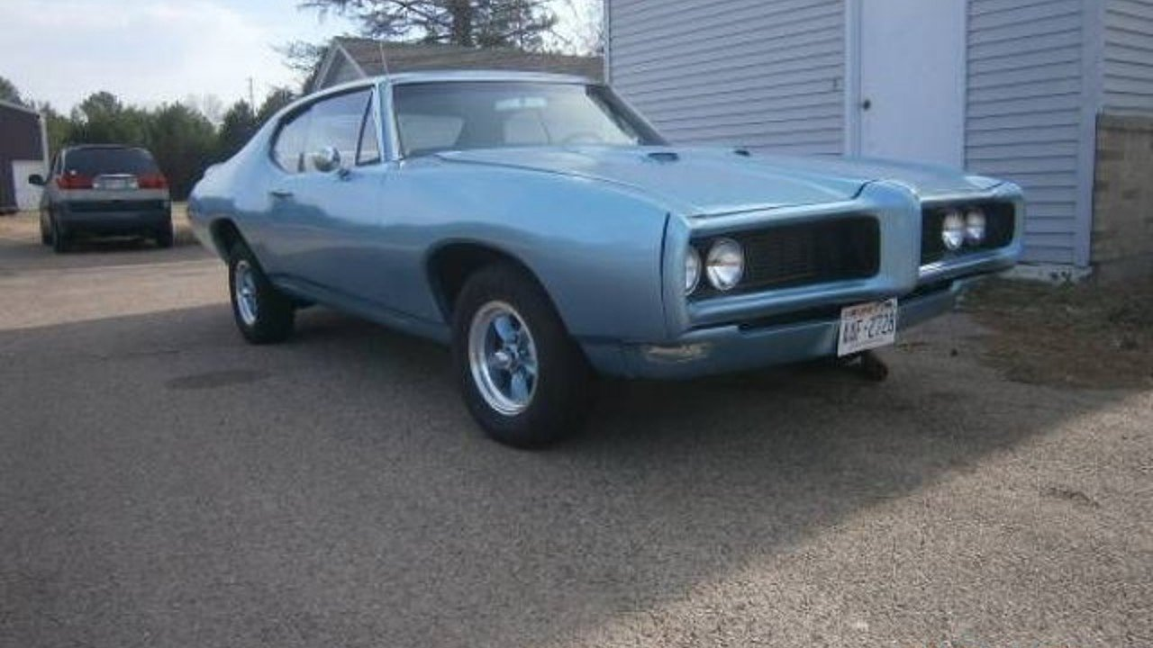 1968 Pontiac Other Pontiac Models for sale 100984529