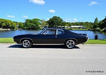 1968 Pontiac Tempest for sale 100756891