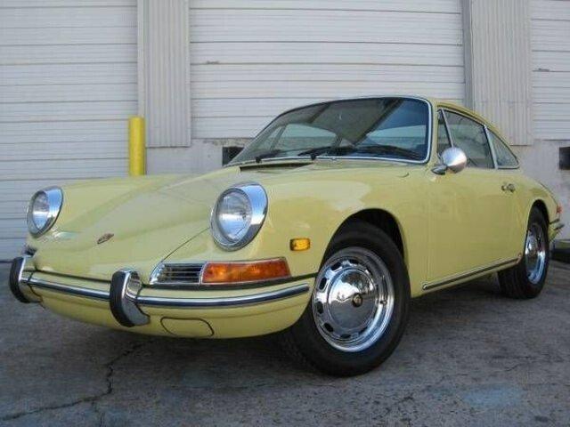 Porsche 912e for sale
