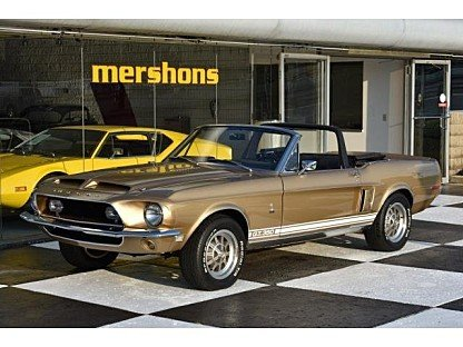 1968 Shelby GT350 for sale 100882321