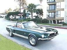 1968 Shelby GT350 for sale 100889693