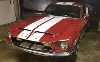 1968 Shelby GT500 for sale 100992604