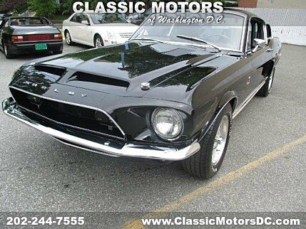 1968 Shelby GT500 for sale 100868969