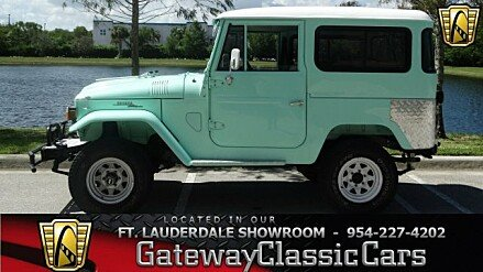 1968 Toyota Land Cruiser for sale 100784475