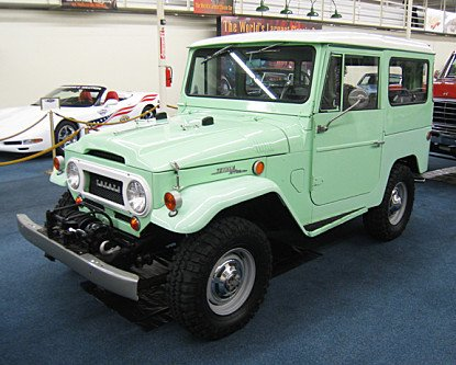 1968 Toyota Land Cruiser for sale 100844279