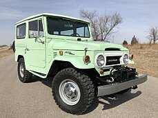 1968 Toyota Land Cruiser for sale 100984299