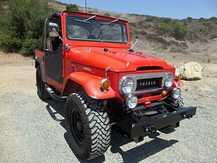1968 Toyota Land Cruiser for sale 101001456