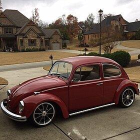 1968 Volkswagen Beetle for sale 100834246
