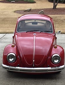 1968 Volkswagen Beetle for sale 100834246