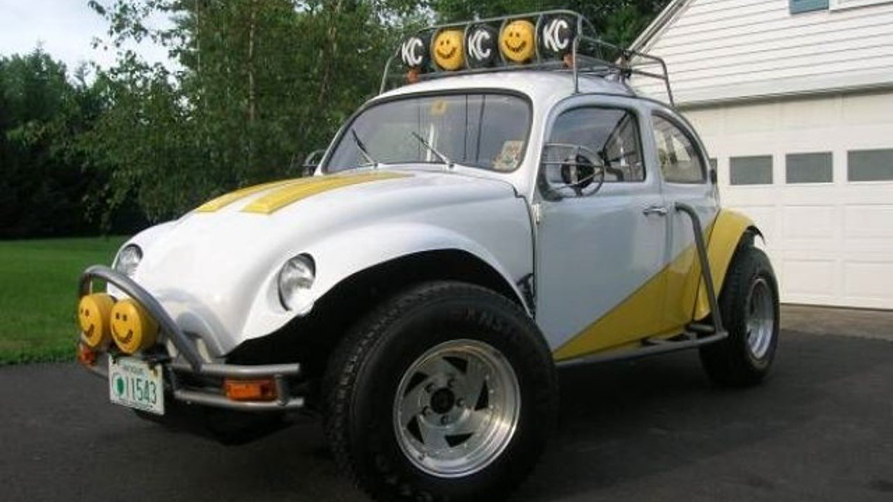 1968 Volkswagen Beetle for sale 100842984