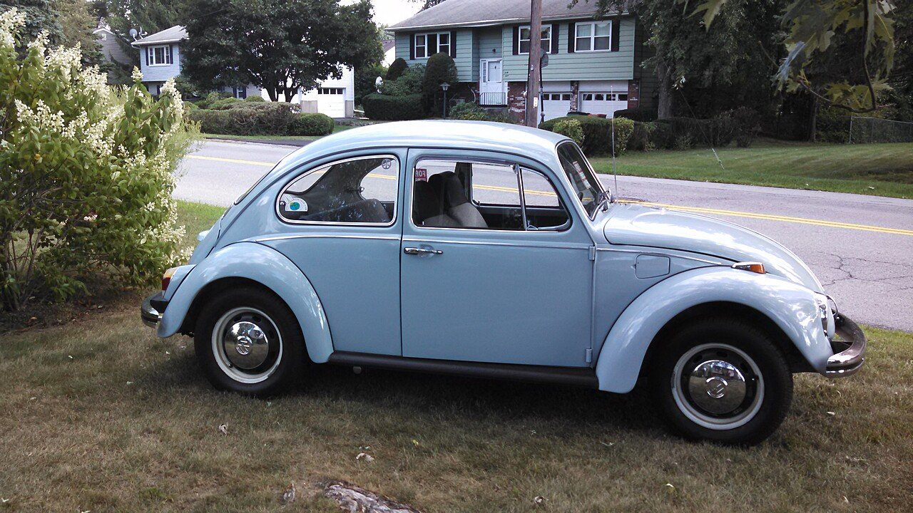 1968 Volkswagen Beetle for sale 100882630