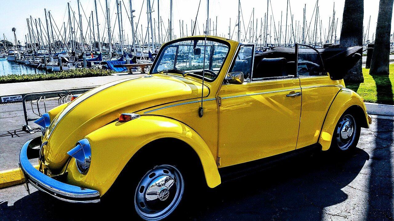 1968 Volkswagen Beetle Convertible for sale near Oxnard ...