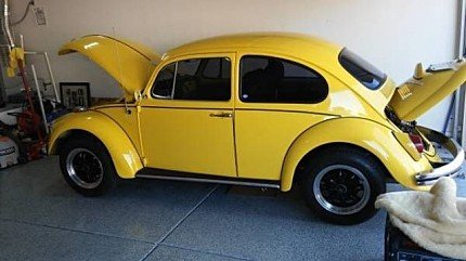 1968 Volkswagen Beetle for sale 100829004