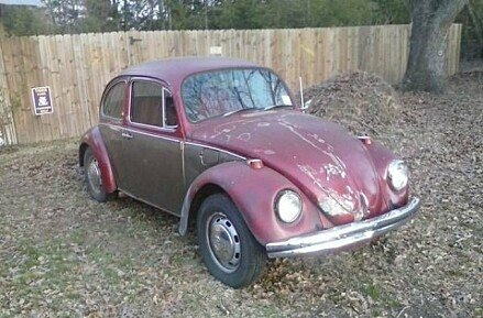 1968 Volkswagen Beetle for sale 100848057