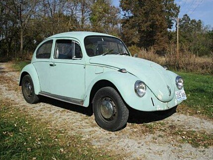 1968 Volkswagen Beetle for sale 100862979