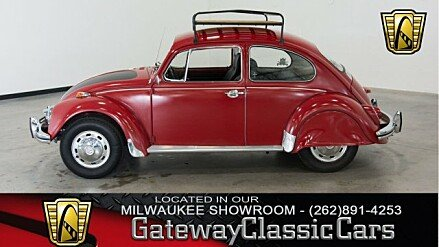 1968 Volkswagen Beetle for sale 100921282