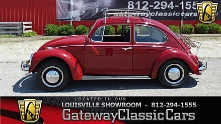 1968 Volkswagen Beetle for sale 100921776