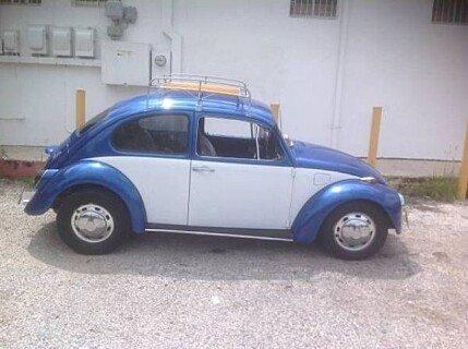 1968 Volkswagen Beetle for sale 100940530