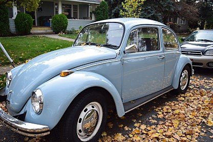 1968 Volkswagen Beetle for sale 100952186