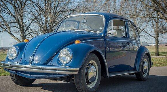 1968 Volkswagen Beetle for sale 100971880