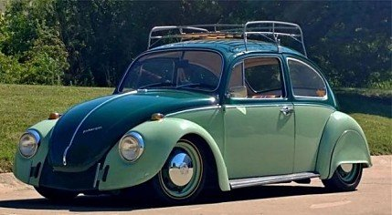 1968 Volkswagen Beetle for sale 101000264