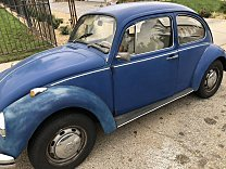 1968 Volkswagen Beetle for sale 101038701