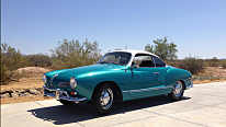 1968 Volkswagen Karmann-Ghia for sale 100772263