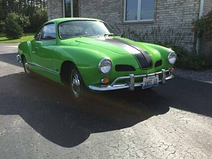 1968 Volkswagen Karmann-Ghia for sale 100810323