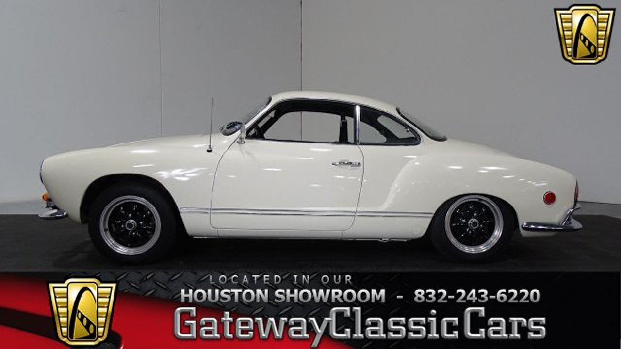 1968 Volkswagen Karmann-Ghia for sale 100964098