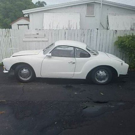 1968 Volkswagen Karmann-Ghia for sale 100892877