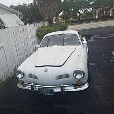 1968 Volkswagen Karmann-Ghia for sale 100892877