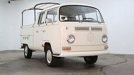 1968 Volkswagen Vans for sale 100987739