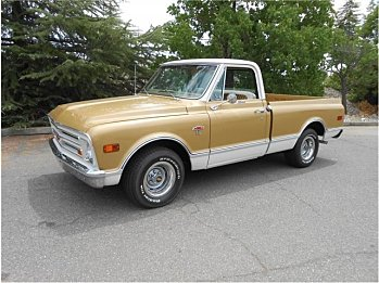 1968 chevrolet C/K Truck for sale 101004693