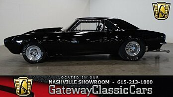 1968 chevrolet Camaro for sale 100963449