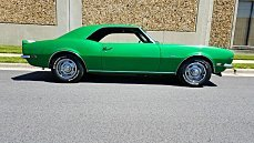 1968 chevrolet Camaro for sale 100975060