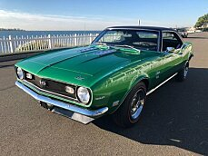 1968 chevrolet Camaro for sale 101006784